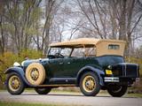 Photos of Lincoln K Dual Cowl Sport Phaeton 1930