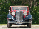 Pictures of Lincoln Model KA Roadster by Dietrich 1933