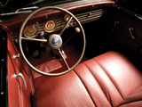 Pictures of Lincoln Model K Dual Windshield Convertible Sedan by LeBaron 1936