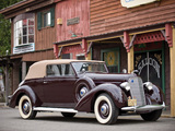 Pictures of Lincoln Model K Convertible Victoria by Brunn 1937