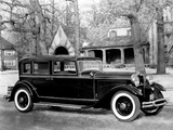 Pictures of Lincoln K Town Sedan 1931