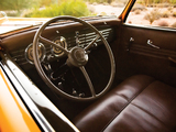 Lincoln Model K Convertible Roadster by LeBaron (542) 1935 wallpapers