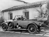 Images of Lincoln Model L Phaeton 1927