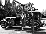 Lincoln Model L Town Car by LeBaron 1928 wallpapers