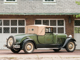 Lincoln Model L Club Roadster by Locke (151) 1929 wallpapers