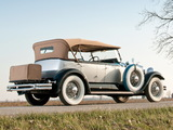 Lincoln Model L Dual Cowl Sport Phaeton by Locke 1930 photos