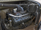 Lincoln Model L Convertible Sedan by Derham 1930 pictures