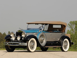 Lincoln Model L Dual Cowl Sport Phaeton by Locke 1930 wallpapers