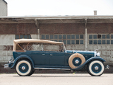 Lincoln Model L Dual Cowl Phaeton 1931 wallpapers