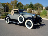 Lincoln Model L Convertible Coupe 1930 photos