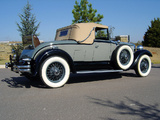 Lincoln Model L Convertible Coupe 1930 pictures