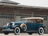 Photos of Lincoln Model L Dual Cowl Phaeton 1931