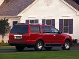 Lincoln Navigator 1997–2002 wallpapers