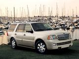 Lincoln Navigator 2003–06 images