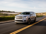 Lincoln Navigator Black Label 2017 wallpapers