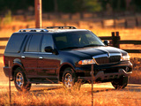 Pictures of Lincoln Navigator 1997–2002