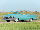 Images of Lincoln Premiere Convertible 1957
