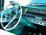 Lincoln Premiere Convertible 1956 wallpapers