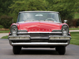 Lincoln Premiere Convertible 1957 images