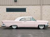 Lincoln Premiere Convertible 1957 photos