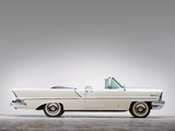 Lincoln Premiere Convertible 1957 pictures