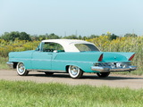 Lincoln Premiere Convertible 1957 wallpapers