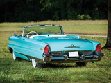 Photos of Lincoln Premiere Convertible 1956