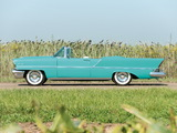 Photos of Lincoln Premiere Convertible 1957