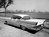 Wallpapers of Lincoln Premiere Landau 4-door Hardtop (57B) 1957