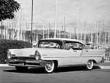 Lincoln Premiere Landau 4-door Hardtop (57B) 1957 wallpapers