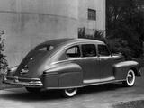 Lincoln Series 66H Sedan (73) 1946 wallpapers