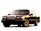 Images of Lincoln Town Car 1994–97