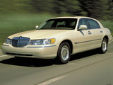 Images of Lincoln Town Car 1998–2003