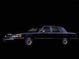 Lincoln Town Car 1992–94 pictures