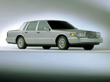 Lincoln Town Car 1994–97 wallpapers