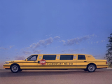 Lincoln Town Car School Bus Limousine 1995–97 wallpapers