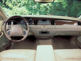Lincoln Town Car 1998–2003 pictures