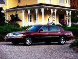 Lincoln Town Car 1998–2003 wallpapers