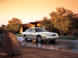 Lincoln Town Car 2003–11 pictures