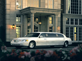 Lincoln Town Car wallpapers