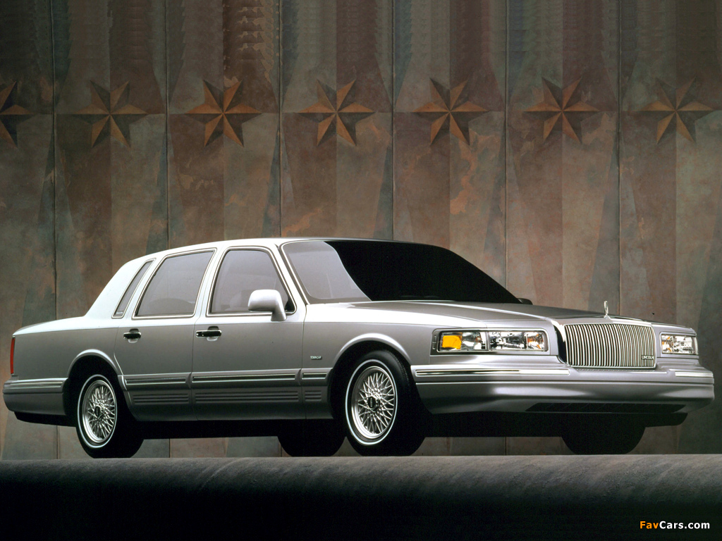 lincoln town car 1994 97 images 1024x768. Black Bedroom Furniture Sets. Home Design Ideas