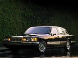 Photos of Lincoln Town Car 1992–94