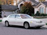Photos of Lincoln Town Car 2003–11