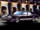 Lincoln Town Car 1985–89 wallpapers