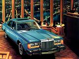 Photos of Lincoln Versailles 1977