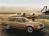 Lincoln Versailles 1980 wallpapers