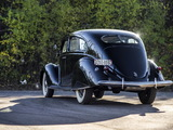 Images of Lincoln Zephyr Coupe Sedan (HB-700) 1936–37