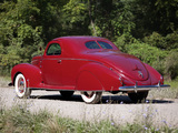 Images of Lincoln Zephyr Coupe (96H-72) 1939