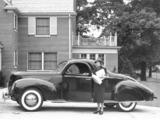 Lincoln Zephyr Coupe (86H-720) 1938 photos