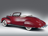 Lincoln Zephyr Convertible Coupe 1938 pictures